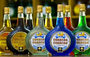 The authentic Curacao  Liqueur Factory (stop)
